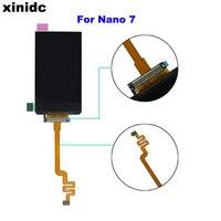 Xinidc 1 pcs 7 AAA qualidade LCD Screen Display Substituição Para iPod Nano 7th Gen Display LCD Screem Frete Grátis