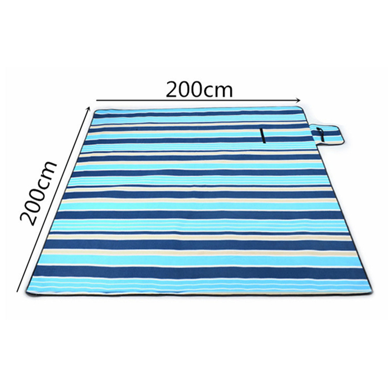 200*200cm Thicken Waterproof Moistureproof Folding Camping ...