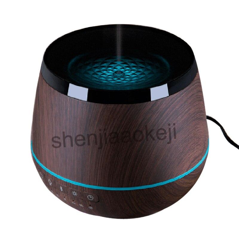 Ménage Bluetooth audio parfum lampe romantique aromathérapie spray muet chambre huile essentielle diffuseur humidificateur d'air 100-220 v