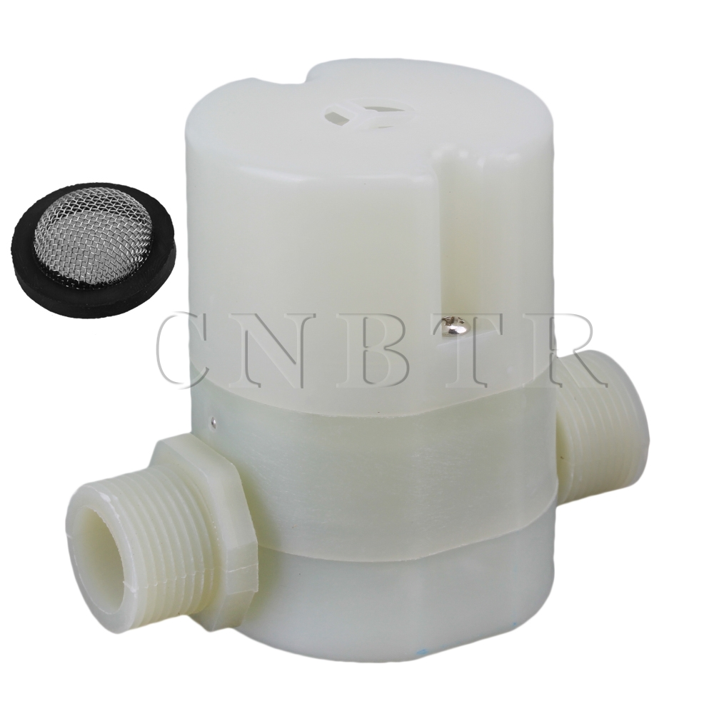 Automatic Water Level Control Valve For Water Tank Water Tower 3/4 Replacement CNBTRAutomatic Water Level Control Valve For Water Tank Water Tower 3/4 Replacement CNBTR
