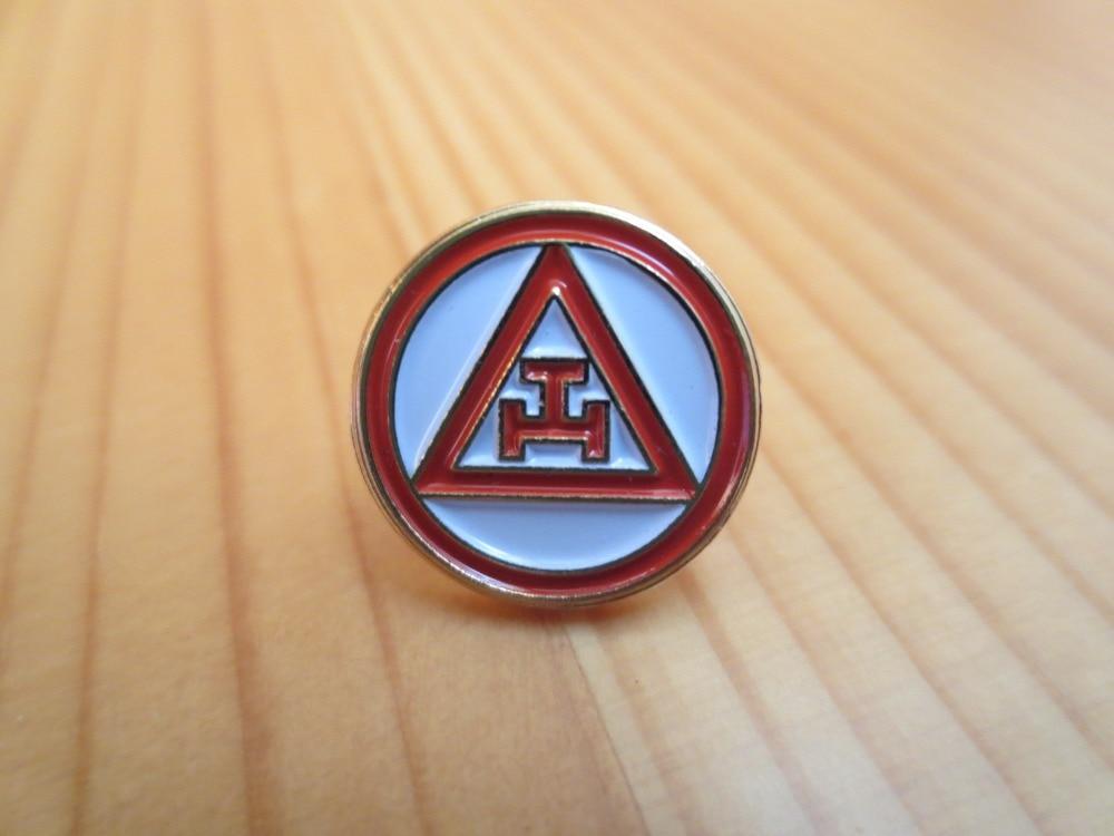 2974d6b3c700 ⊱Masonic Lapel Pins Badge Mason Freemason B44 triangle - a257