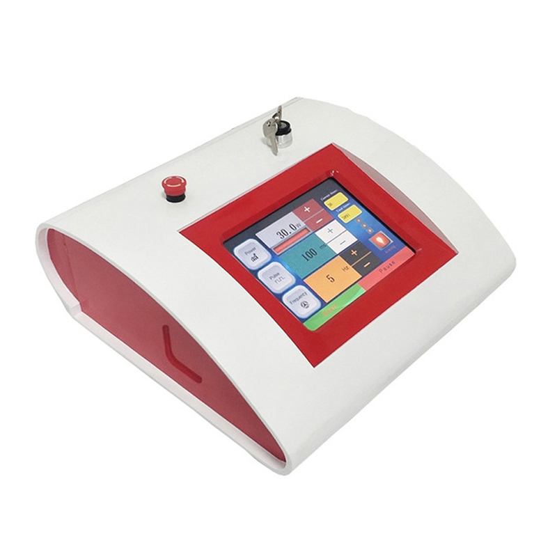 Instrument rouge de beauté de soie de sang de retrait de machine de retrait de veine d'araignée de laser de diode de 980nm