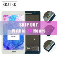 Srjtek For ASUS Fonepad 7 FE171MG FE171CG FE171 K01F K01N LCD Display Panel Touch Screen Digitizer