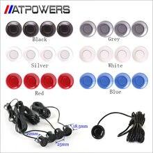 4pcs Reverse Parking Sensors | 4 Colour choices
