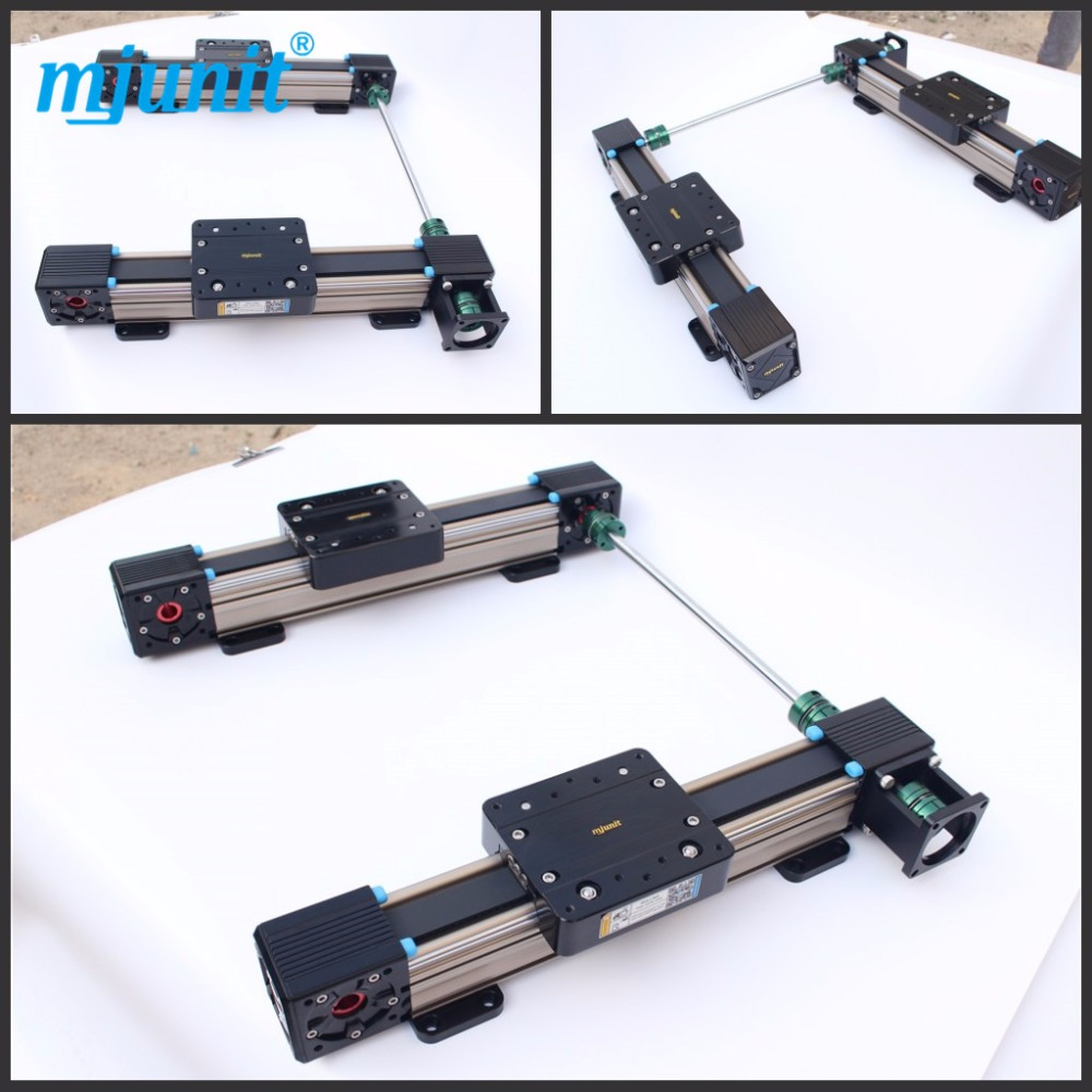 Mjunit MJ60 Machinery Linear Guide Rail Pulley Version ...