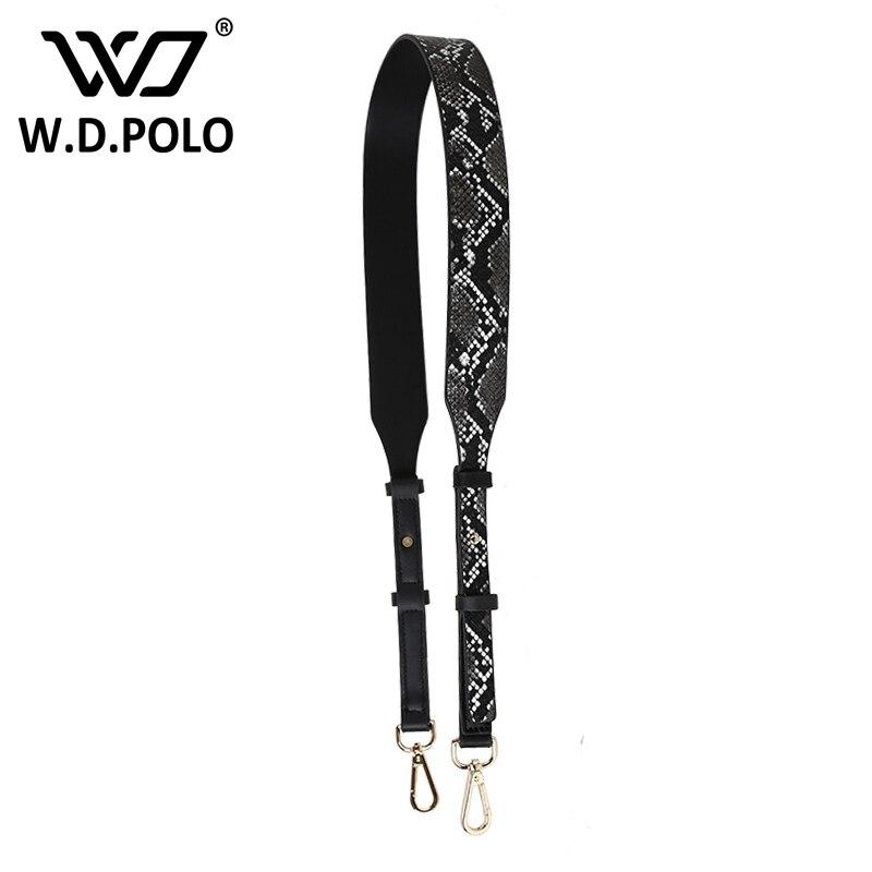 WDPOLO nouveau python en cuir design femmes sacs à main bracelet chic ajuster dame sacs pièces poignée pour femmes sacs sac de mode ceintures C165
