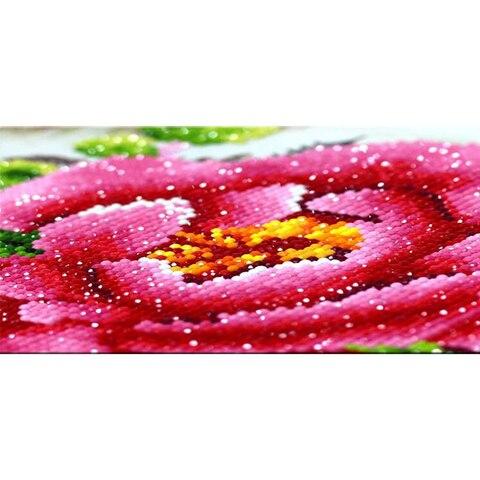 5D DIY diamond embroidery still life of tea diamond painting Cross Stitch full drill Rhinestone mosaic decoration fc123 Karachi