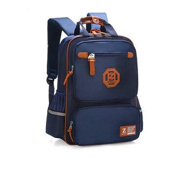 2c1795043a65 Product Offer. Детские школьные сумки для мальчиков и девочек рюкзак  Водонепроницаемый основной детский школьный рюкзак портфель ортопедические  ...