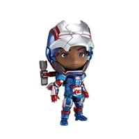 GSC Nendoroid 392 Cute 4 Iron Man Patriot Hero Edition Marvel Avengers Boxed PVC Action Figure