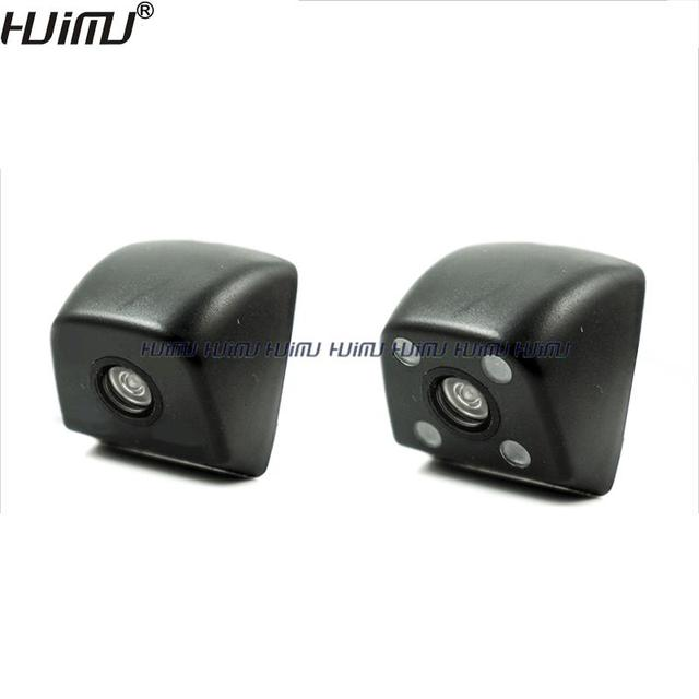 for sony CCD HD night vision car camera front/side /left/right /rear view camera parking mirror positive view watperproof