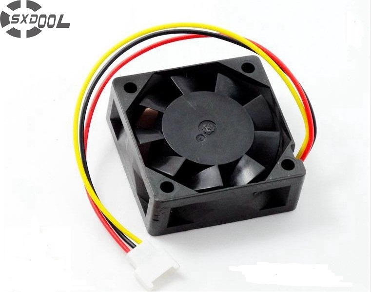 SXDOOL NC5332H61 MMF-04C24DS RCA 4015 4cm 40mm DC24V 0.09A drive fan sxdool mds c1 v1 fan nc5332h44 mmf 09d24ts rn9 dc 24v 0 19a server inverter cooling fan