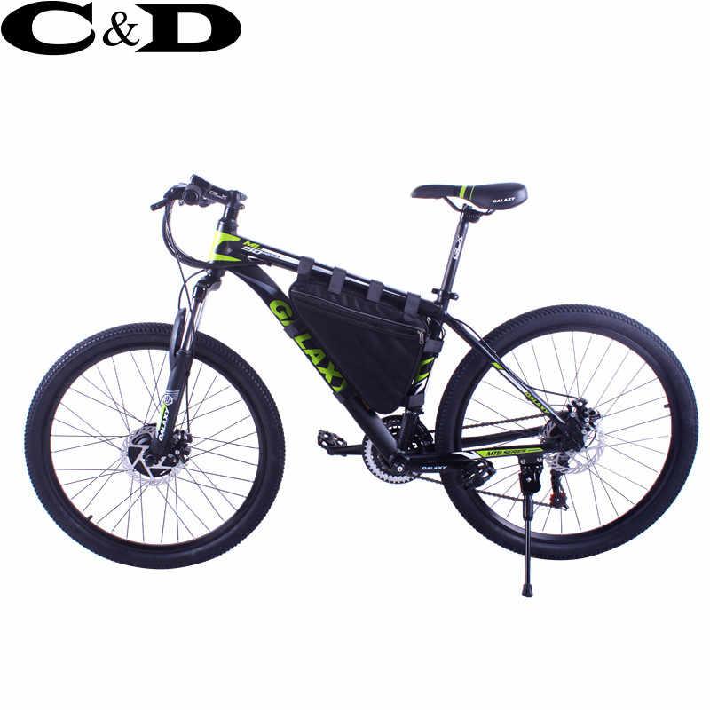 EU Tax free Original 48V 20AH 30AH 30A 40A BMS 500W 750W 1000W 1500W Triangle Frame Bag Ebike Electric bike Battery BBSH bafang