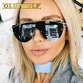 Gafas de sol mujeres primera marca de lujo gafas de sol para las mujeres 2017 macho de Metal steampunk shades retro lentes de color gafas de rayos sol