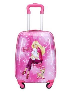 6dd49b44c05bb أطفال حقيبة الأطفال السفر عربة حقيبة حقيبة بعجلات للأطفال المتداول الأمتعة  حقيبة الطفل حقائب سفر حالة