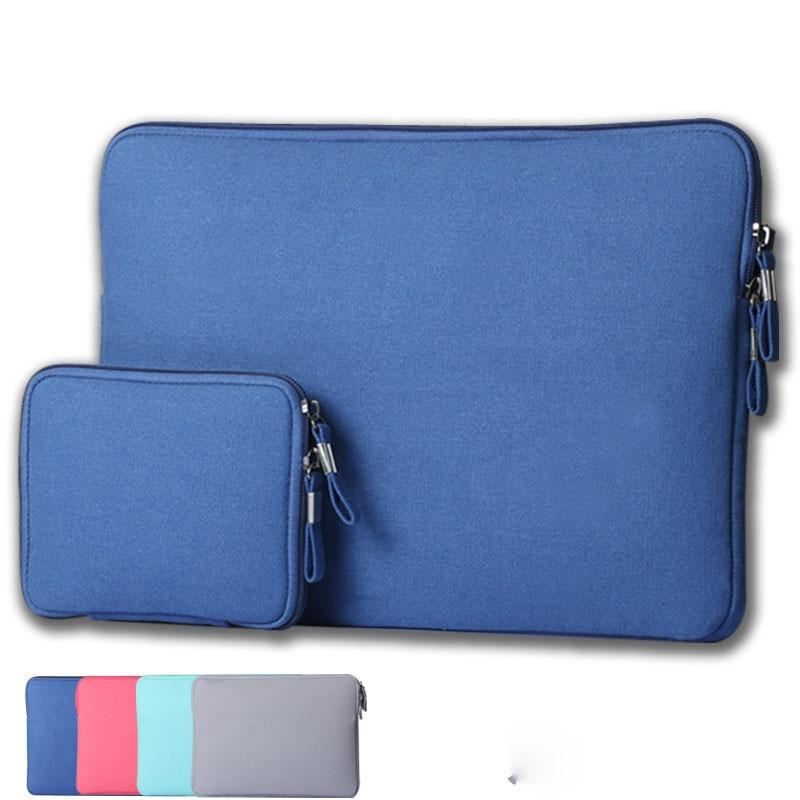 11.6 13.3 15.6 inch Laptop Sleeve Bag Waterproof Notebook Computer Handbag Case for MacBook Air Pro 11 12 13 15