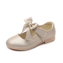 COZULMA 2018 Spring Summer Girls Dress Shoes Girls Princess Leather