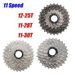 11 prędkość 11 28 T/12 25 T/11 28 T/11 30 T rower szosowy kaseta rowerowa darmowa koła dla shimano ULTEGRA R7000 5800 w Wolnobiegi rowerowe od Sport i rozrywka na