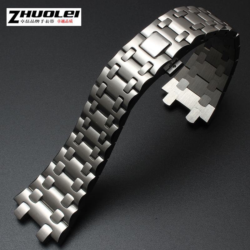 Free shipping 28mm high quality imported stainless steel watch bracelet  with fashionable buckle Watch accessories free shipping sweet potato biscuits 600g cheese imported from malaysia snack food imported china sweets
