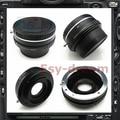MA-AI AF-AI Montar Anel Adaptador Para MA-NIKON AF-NIKON Para Sony Minolta Lente e Nikon Câmera PR189