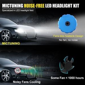 Image 4 - BraveWay LED Lamp for Auto Headlights H4 H8 H9 H11 HB3 HB4 9005 9006 H7 LED H7 Canbus H11 LED Bulb for Car Light Bulb Automoveis