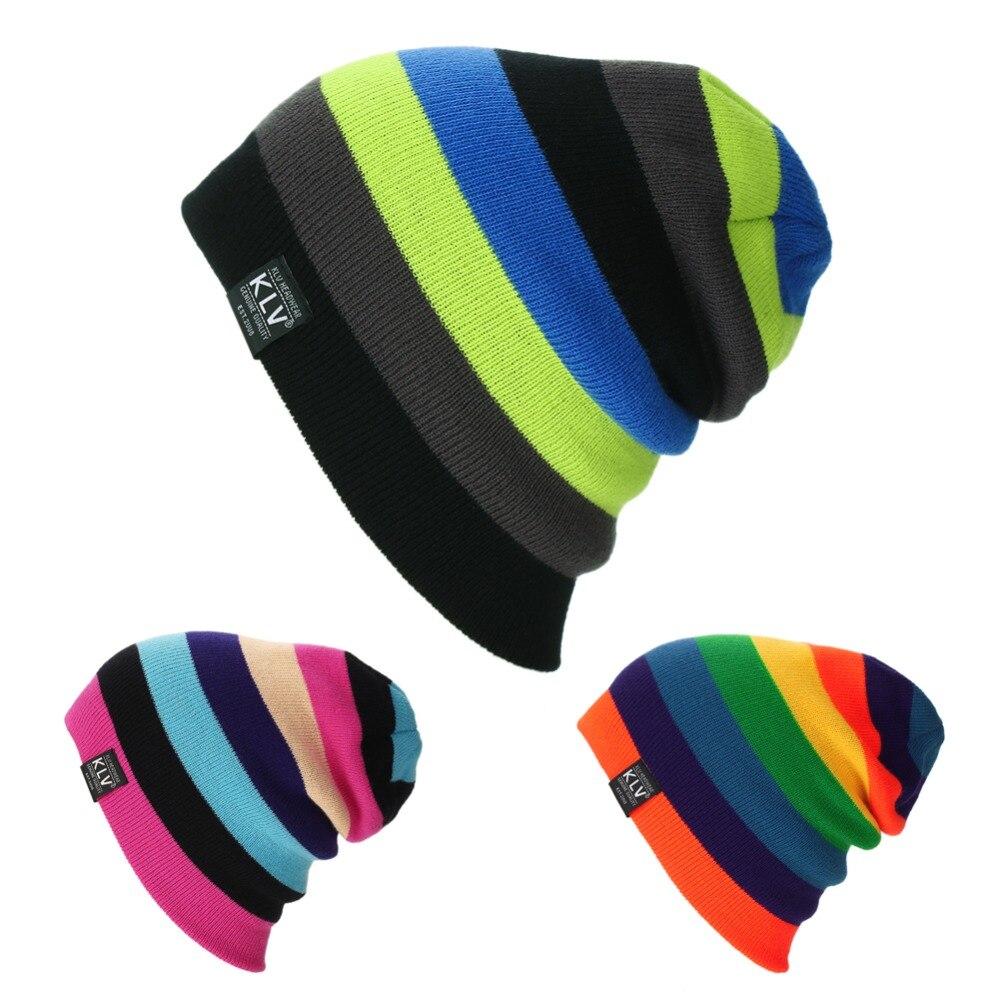 Νέο Χειμώνας Καπέλο Ανδρών Beanies - Αξεσουάρ ένδυσης - Φωτογραφία 4