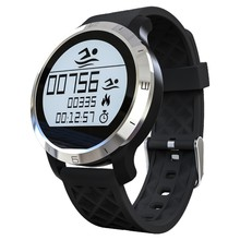 Sport Swimming Waterproof Bluetooth Smartwatch F69 Pulsometer Smart Watches For Apple iPhone Android Heart Rate Monitor Watch