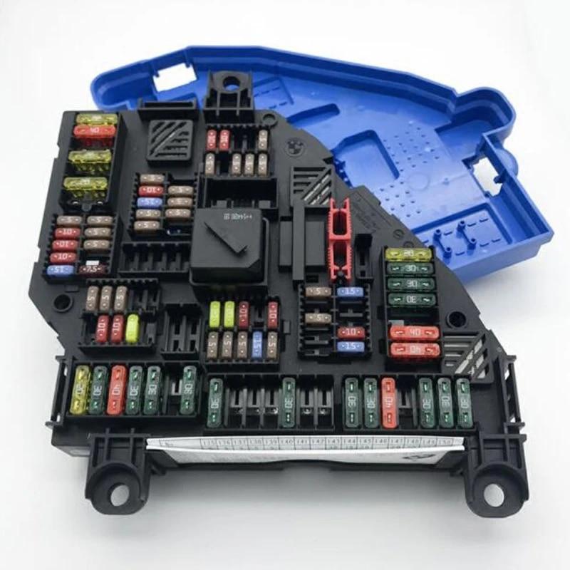 For BMW 5 Series 7 Series F07GT F10 F18 F01 F02 Rear Distribution Unit  distributor Fuse Box 61149264924 Fuses  - AliExpress   Bmw F02 Fuse Box      AliExpress