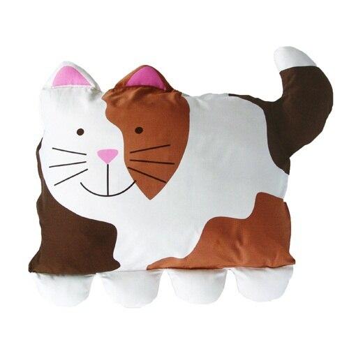 8 дизайнов, детский чехол для подушки, детский чехол для подушки/наволочка/детский чехол для подушки/наволочка в форме животного, чехол s - Цвет: CAT