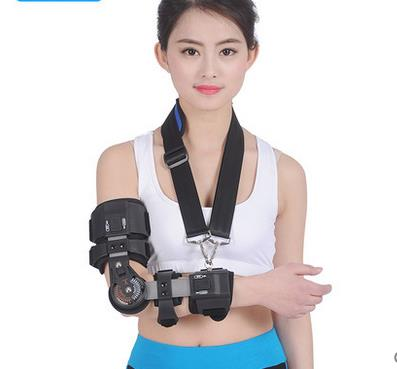 Adjustable elbow support arm recovery machine broken arm with a fixed gear splint stretch training-fsv1Adjustable elbow support arm recovery machine broken arm with a fixed gear splint stretch training-fsv1