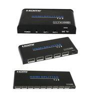 Playvision HDMI 2 0 splitter 1x2 1x4 1x8 1in2out 1in4out 1in8out support HDMI2 0 HDCP2 2