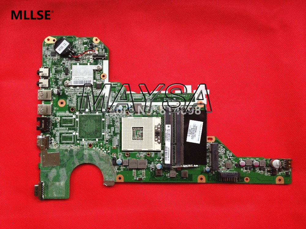 Laptop Motherboard For HP Pavilion G4 G6 G7-2000 G6-2000 G4-2000 motherboard DA0R33MB6E0 680568-001 bottom shell for hp pavilion 17 3 inches g7 2000 g7 2022us g7 2118nr g7 2226nr laptop bottom case cover 685072 001 708037 001