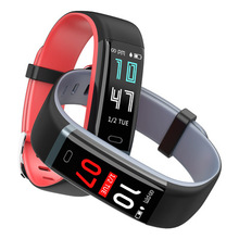 Y19 Health Smart Bracelet Fitness Tracker IP68 Pedometer Watch Blood Pressure Heart Rate Monitor Wristband Band