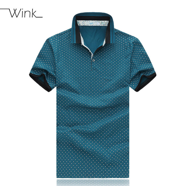 Dress Shirt Men Casual Short Sleeve Dot Camisa Social Big Size 5XL 6XL Clothes Chemise Loose Camisa Tops Summer Blouse Male E481