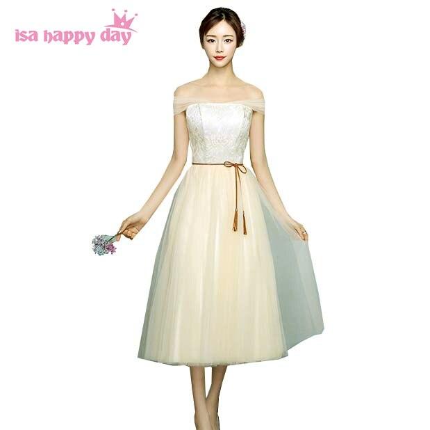 1efdfb4fbb9 Скромные невесты красивые женщины вечернее платье кружева с открытыми  плечами bridemaid полу торжественное платье для подружек