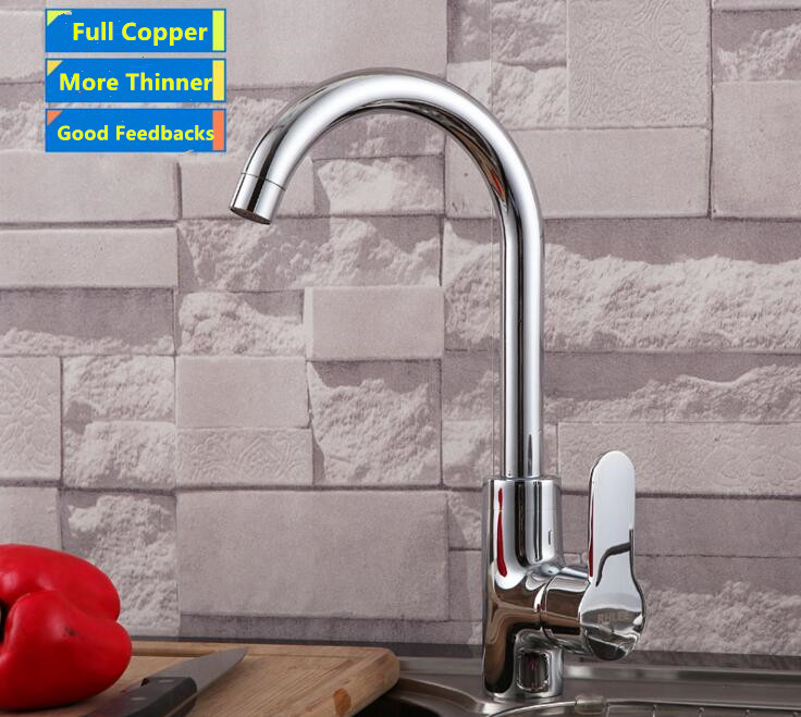 Brass Copper Sink Nickel Brushed Kitchen Faucet Pull Out Kitchen Mixer Hot Cold Water Tap kitchen