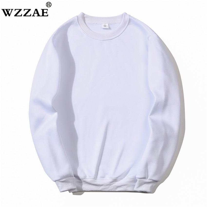 Solid Sweatshirts Spring Autumn Fashion Hoodies Male Warm Fleece Coat Hip Hop Hoodies Sweatshirts 4