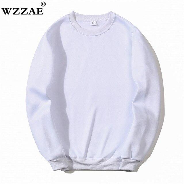 Solid Sweatshirts Spring Autumn Fashion Hoodies Male Warm Fleece Coat Hip Hop Hoodies Sweatshirts 40