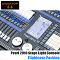 Flightcase Pack DMX Pearl 2010 Controller With LCD Display Dmx console DJ controller Equipment Professional DMX Control