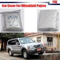 Car Cover SUV Outdoor Anti UV Snow Rain Sun Resistant Protector Cover Sun Shade For Mitsubishi Pajero Quality Warrant !