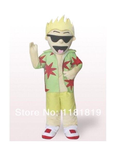 6d69ef3640799 Óculos de sol menino traje da mascote da mascote venda quente personagem de  desenho animado halloween fancy dress carnival costume outfit suit