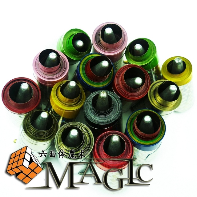 Appearing Cane Mahka (many colors) Metal professional stage magic products