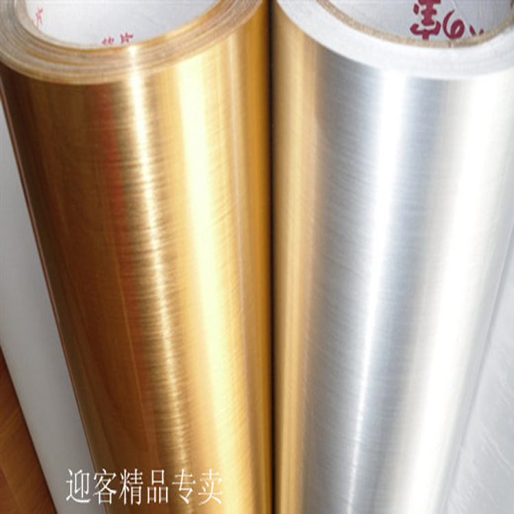 Online buy wholesale drawing wallpaper from china drawing for Gold self adhesive wallpaper
