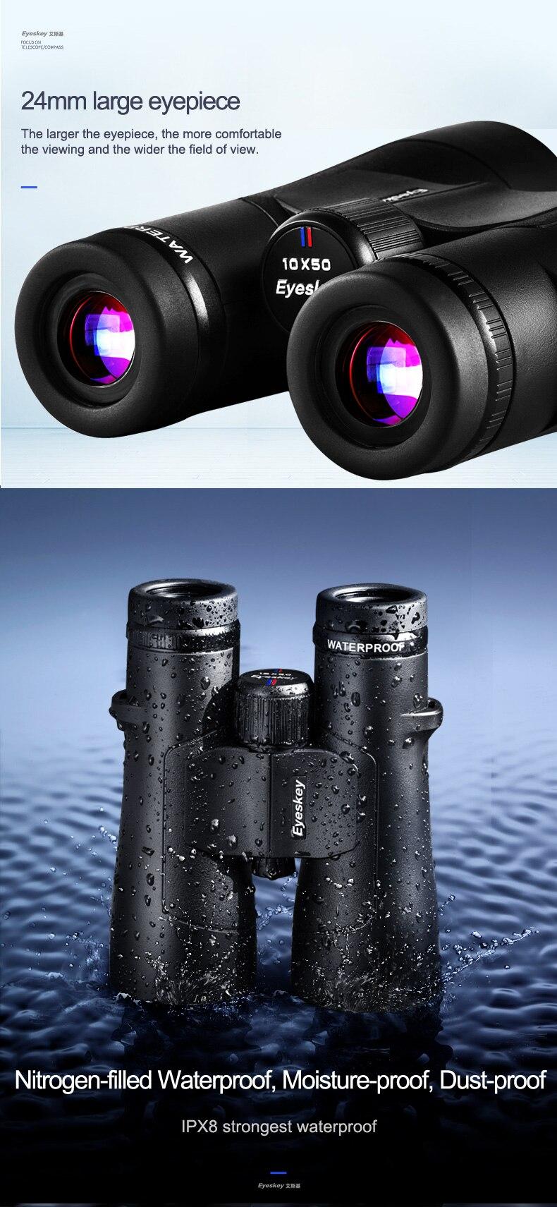 à prova dwaterproof água bak4 prisma óptica