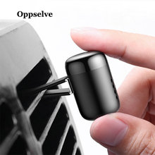 Oppselve Metal Car Air Freshener Auto Outlet Perfume Air Vent Freshener For Car Air Conditioning Clip Diffuser Solid Perfume