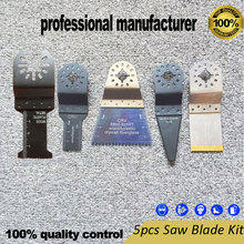 tch tools blade kit 5pcs saw for wood working  oscillating at good price and fast delivery