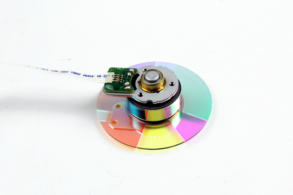 все цены на Brand New Replacement Color Wheel For Optoma HD20LV HD20-LV HD200X-LV DLP Projector онлайн