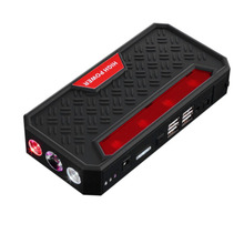 New CY-016 12V Ultra-thin Car Battery 6000mAh Jump Starter Multifunctional Starter Portable Car Accessories With SOS Light Hot