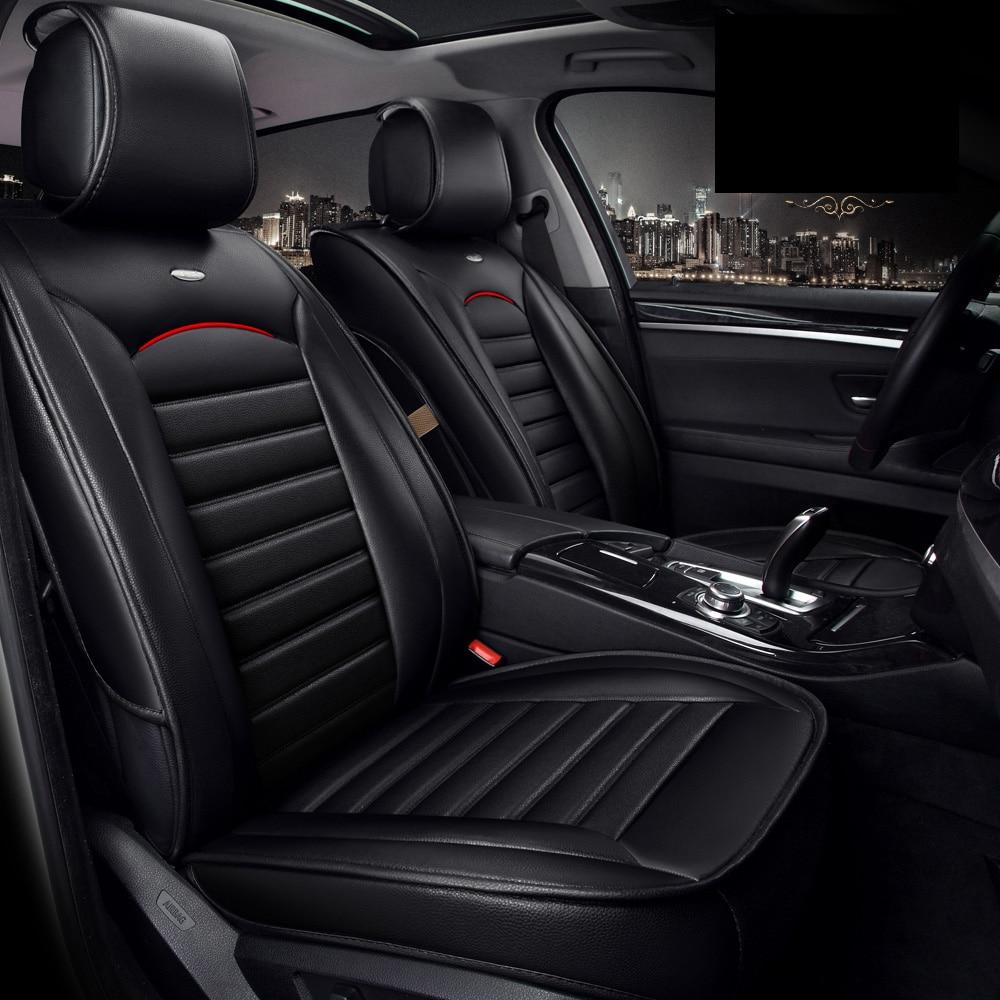 Four Seasons подушки сиденья автомобиля полный толстой мест подушки для ford удобные Чехлы для Toyota Camry