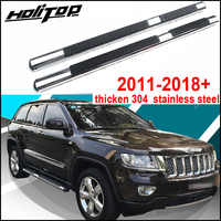 new arrival side step running board foot board foot steps pedals for Jeep Grand Cherokee 2011-2018, hot sale in China market.