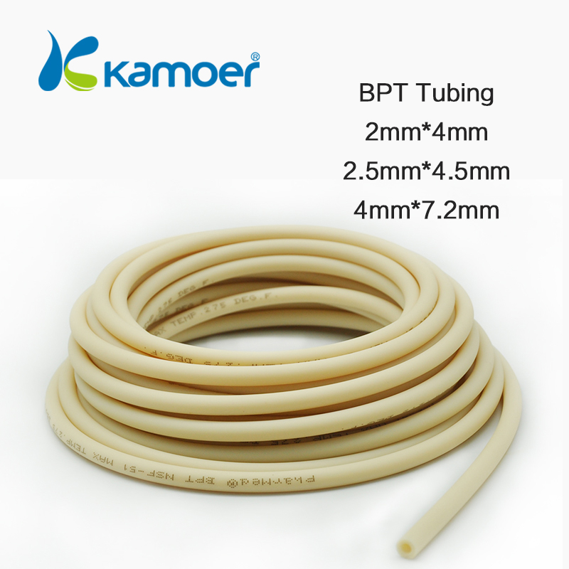 PharMed BPT Tubing for Peristaltic Pump from Saint Gobain Food Safe Anti corrosion Water Tube Chemicals